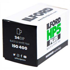 Ilford HP5 Plus 400 135-24
