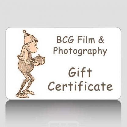 BCG Gift Certificate