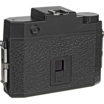 Holga 120N Camera - Black - back