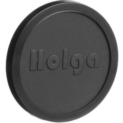 Holga 120N Camera - Black - lens cap