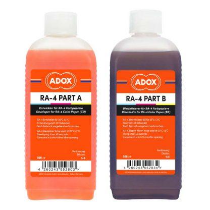 Adox RA-4 Developer Kit