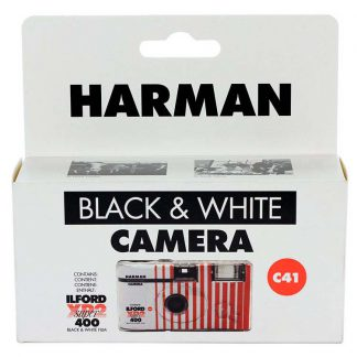 Harman Ilford XP2 Single Use Camera