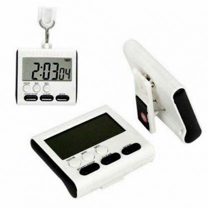 Digital Timer & Clock with Alarm 3
