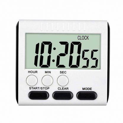 Digital Timer & Clock with Alarm 2