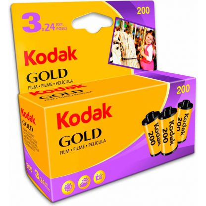 Kodak Gold 135-24 3 pack