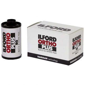 Ilford Ortho Plus 135-36 Film
