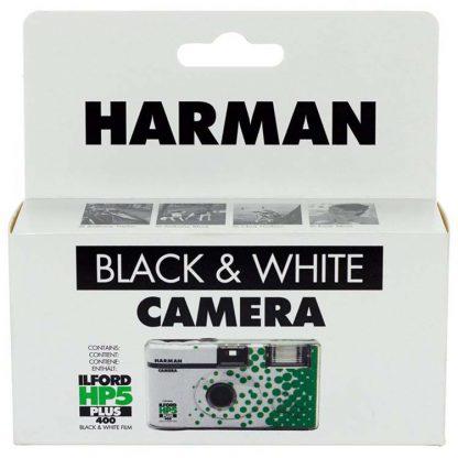Ilford HP5 Single Use Camera 135-27