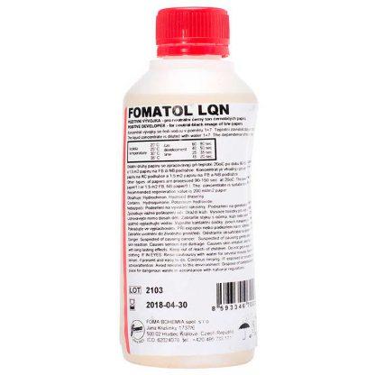 Foma Fomatol LQN Paper Developer