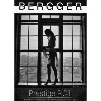 Bergger Prestice RC 1 enlarging paper