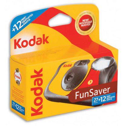 Kodak Funsaver Single Use Camera with Flash 2