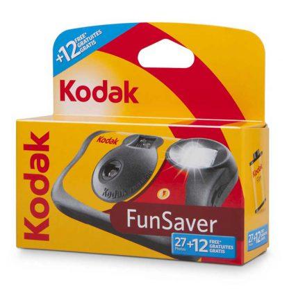Kodak Funsaver Single Use Camera with Flash 3