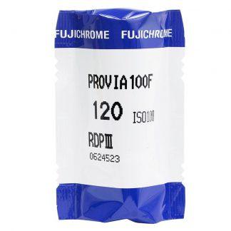 Fujichrome 100F 120 Roll Film