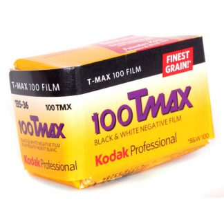 Kodak TMax 100 TMX Black & White 35mm Film - 36 Exposures - Damaged Box Sale