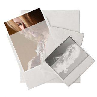 """Maco 4x5"""" Glassine Sleeves - 100 Pack"""