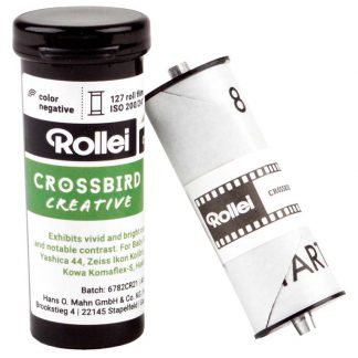 Rollei Crossbird Creative Color 127 Roll Film