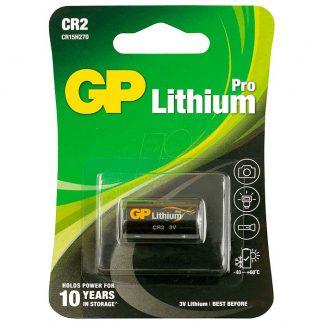 GP CR2 Pro Lithium 3V Battery